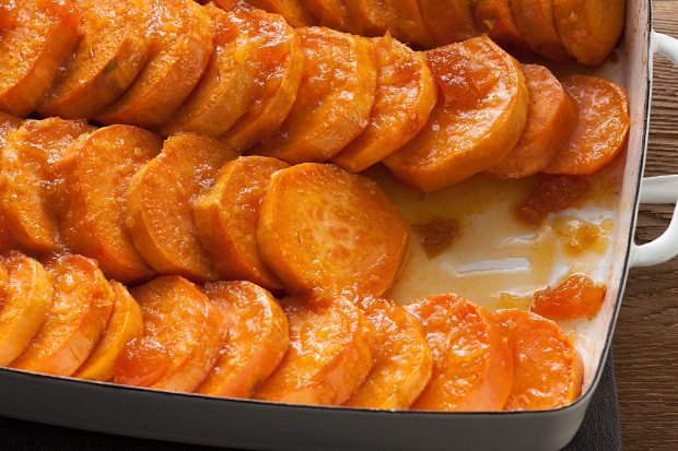 Harvest of the Month: Sweet Potatoes
