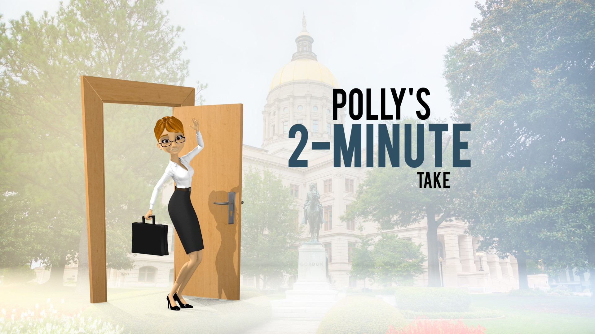 Polly's 2 Minute Takes 2019